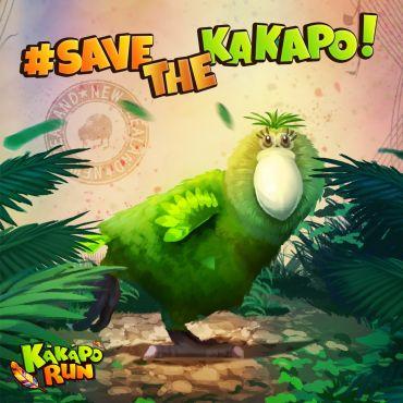 Save the Kakapo