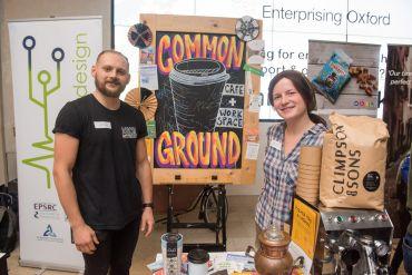 Demo Night winners Common Ground