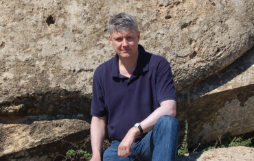 Professor Andrew Meadows, a Fellow and Tutor in Ancient History at New College and former Curator of Greek Coins at the British Museum