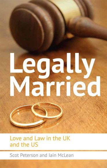 Legally Married bookcover