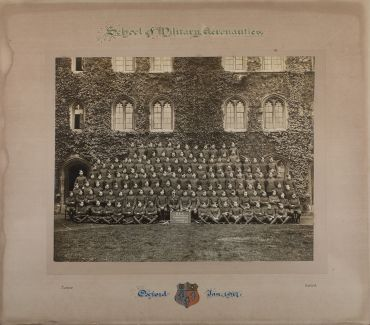 School of Military Aeronautics, 1917, Pembroke