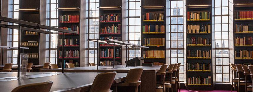 Reading room