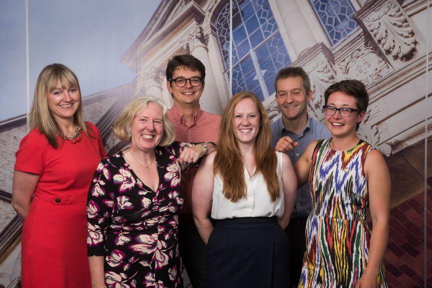 Oxford University Innovation's social enterprise team.