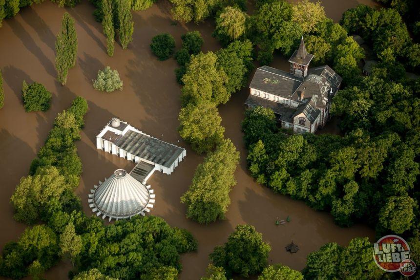 Local flooding