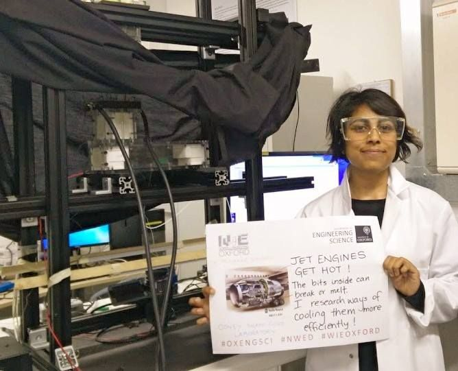 Dr Priyanka Dhopade is an aerodynamics engineer Credit: Dr Priyanka Dhopade