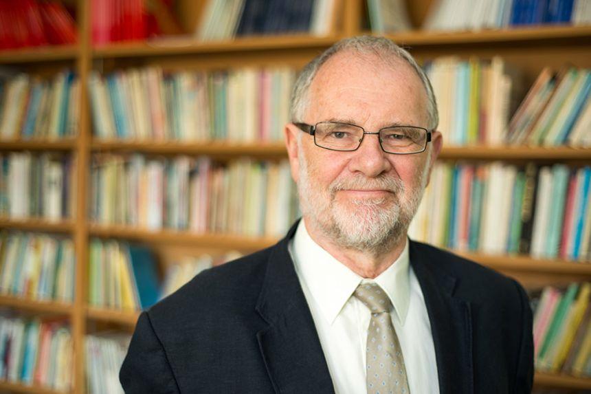 Ian Menter, Professor of Teacher Education at Oxford University