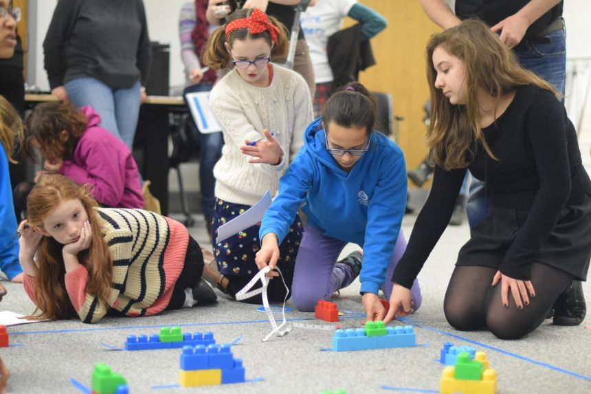 The family focused initiative supports children and their parents to learn more about coding.