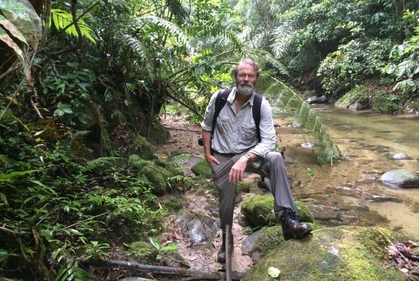 David Macdonald on an expedition to a Sumatran rainforest