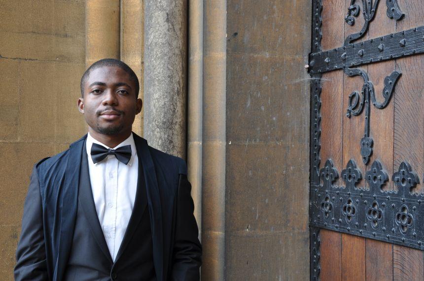 Nwangele Godwin (Emeka) Chukwuemeka has been placed third in this year's Top 10 Rare Rising Stars