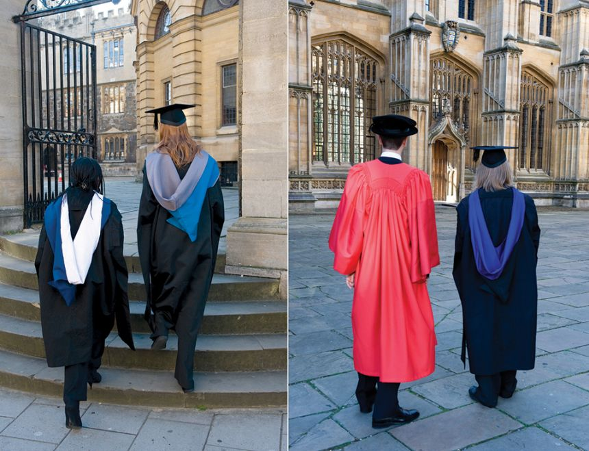 When to wear academic dress