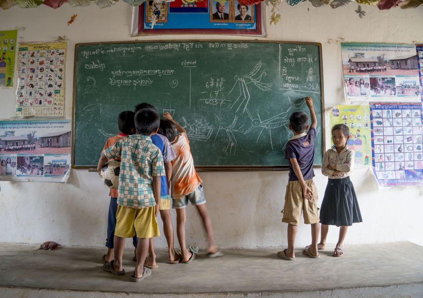 Village Drama Against Malaria