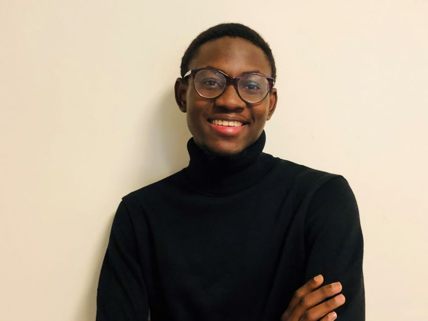 Image of Oluwasegun (Segun) Afolaranmi has been placed second in this year's Top 10 Rare Rising Stars