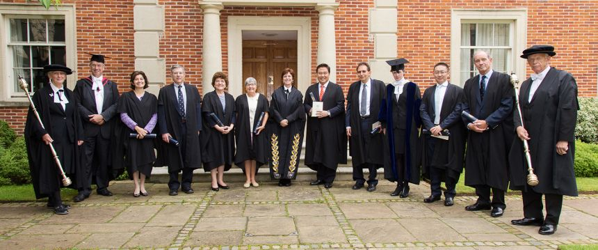Distinguished Friends of Oxford