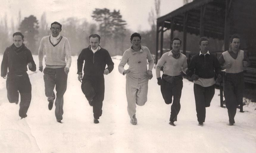 Snow run 1947