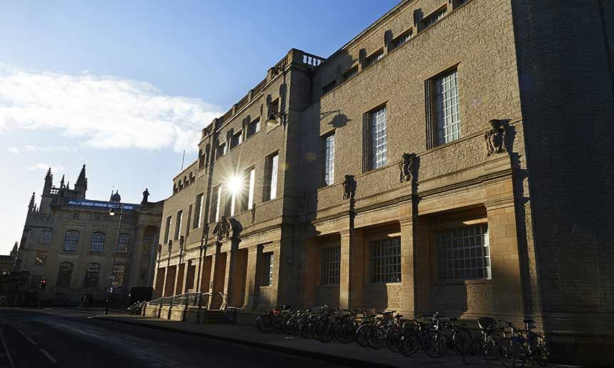 The Weston library