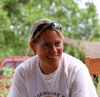 Dr Amy Dickman (c) Pat Erickson