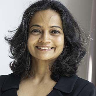 Head and shoulders image of Professor Lavanya Rajamani for Find an Expert