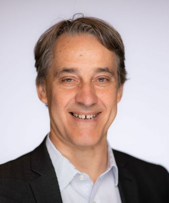 Head and shoulders image of Professor Nick Eyre for Find an Expert