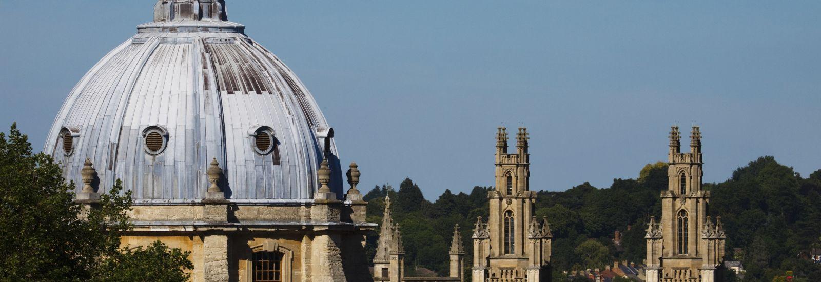 In Oxford