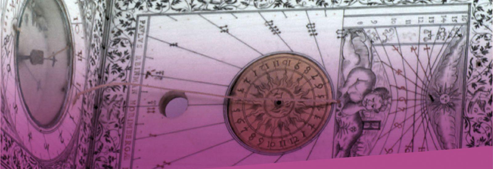 an old compass