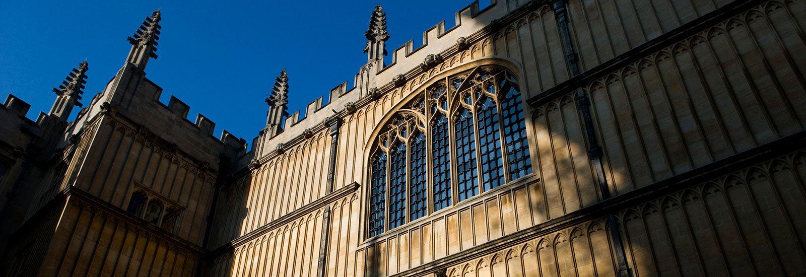 Bodleian facade