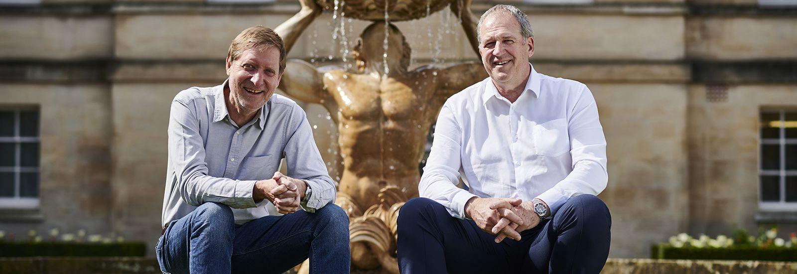 Chris Butler and Richard Hobbs