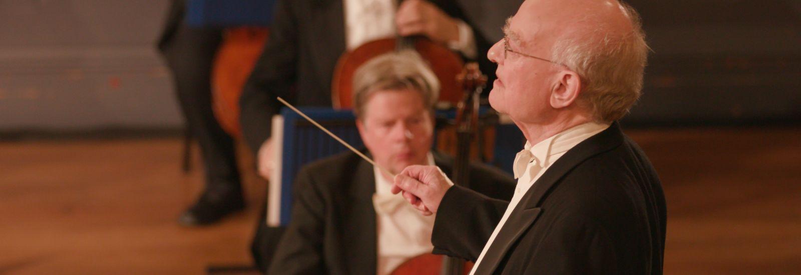 Composer John Rutter's new Joseph's Carol