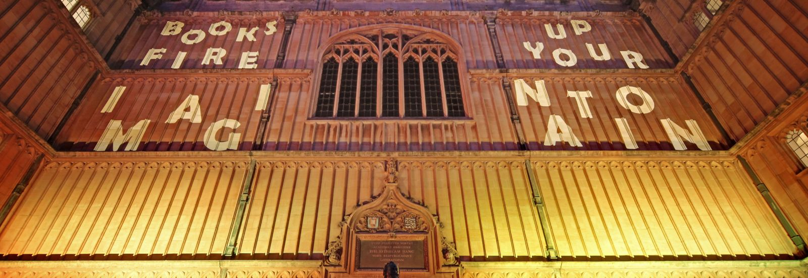 Bodleian Library - Night of Heritage Light 2017