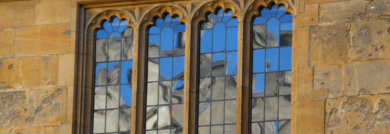 Reflections in the Old Schools