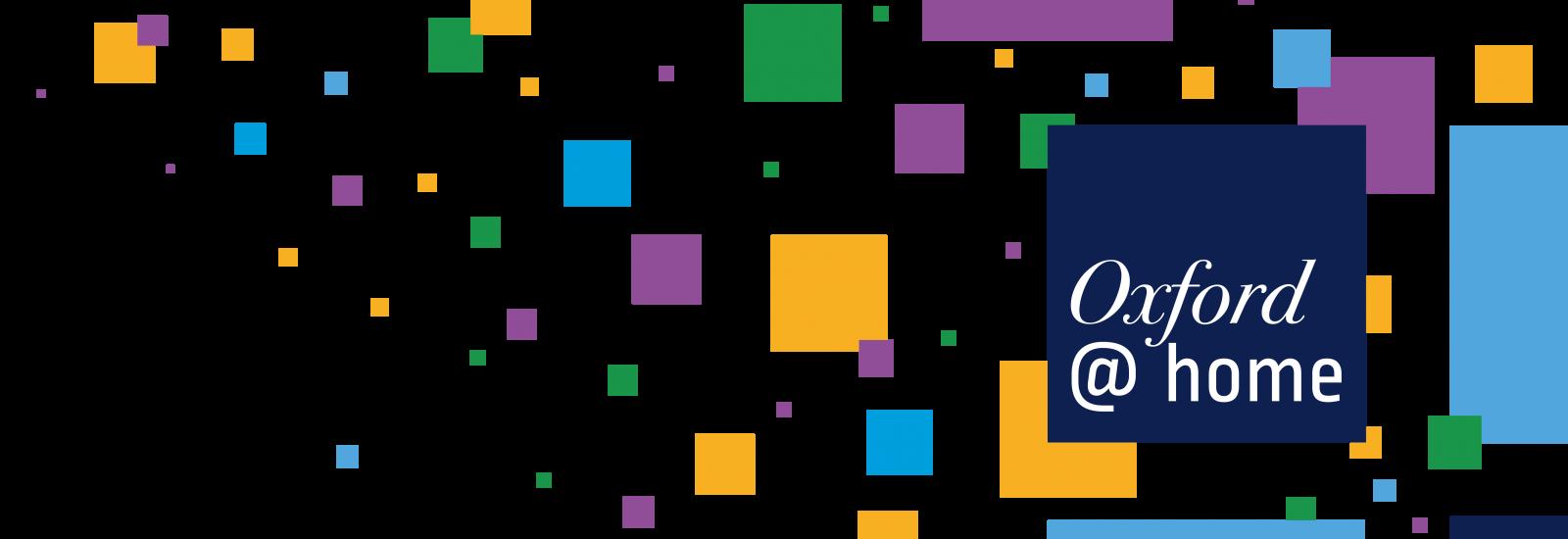 Oxford at home logo
