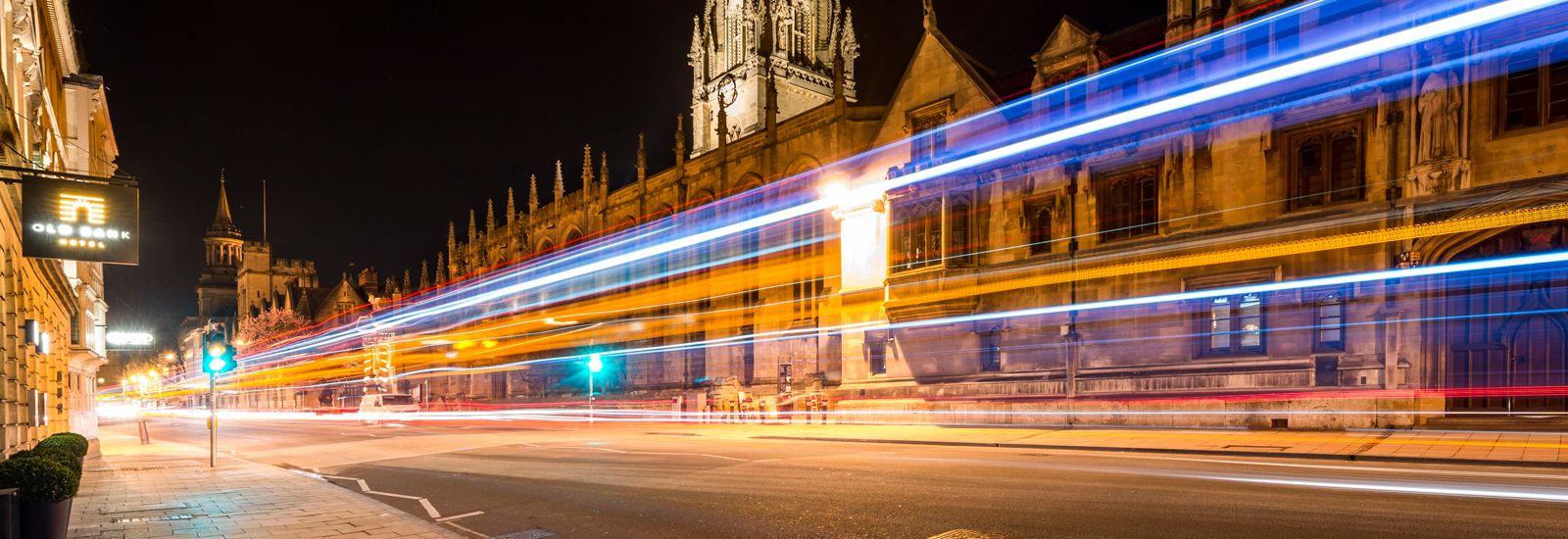 High Street in Oxford