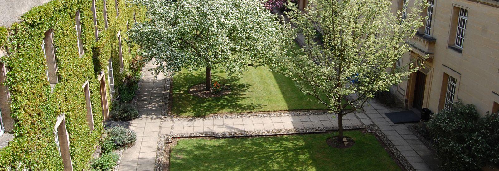 Regent's Park quad
