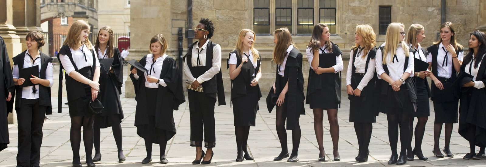 Oxford Graduands