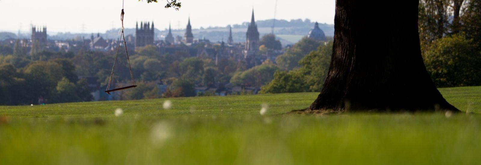 South Park, Oxford