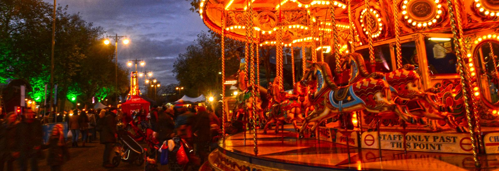 St Giles Fair