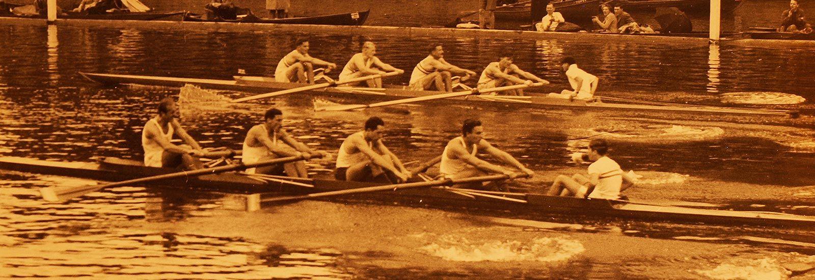 1948 Olympics British Coxed IV