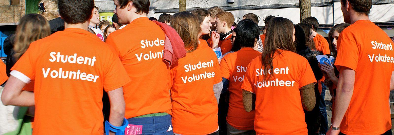 Oxford Hub volunteers