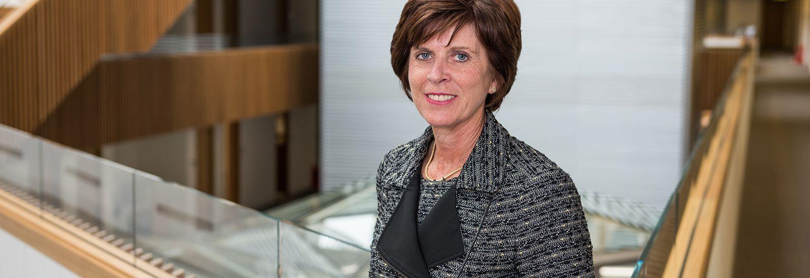 Professor Louise Richardson