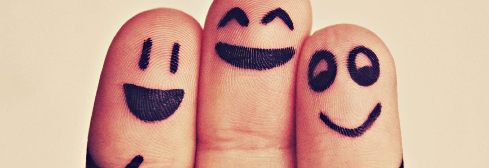 Happy fingers