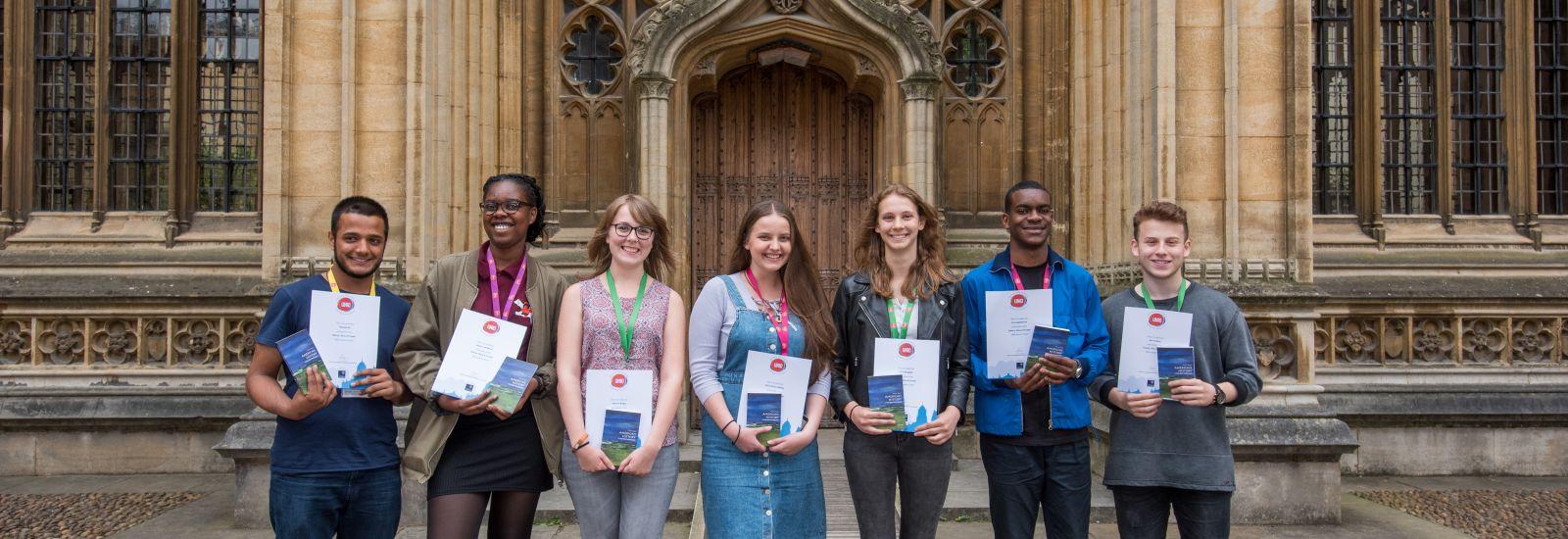 UNIQ students 2018