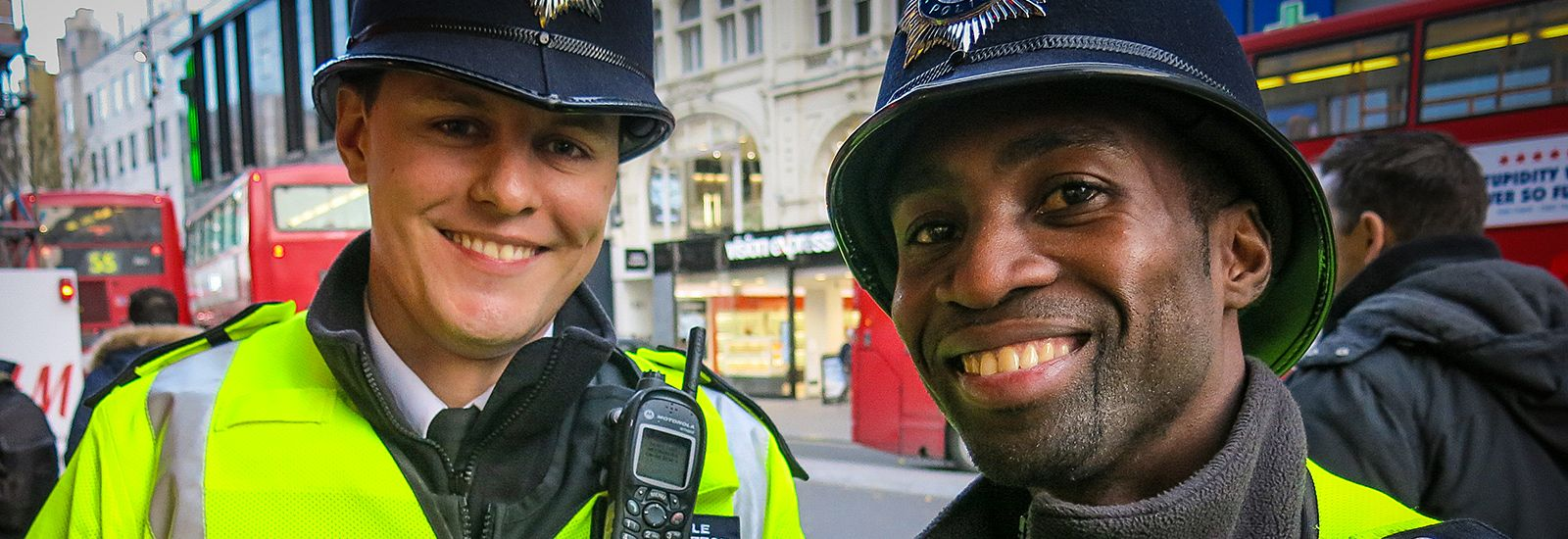 Two policemen