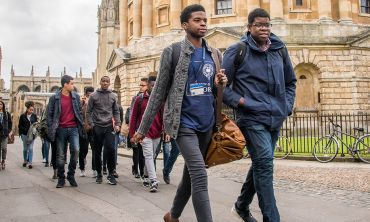 Students in Oxford