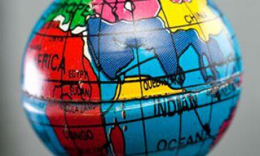 toy globe