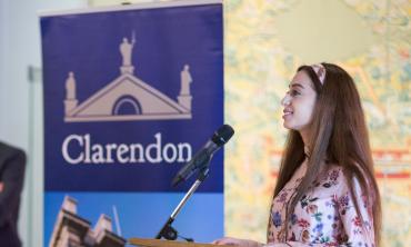Clarendon Scholars Council