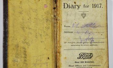 Gunner Joseph Allen's Diary