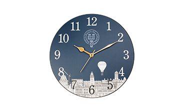 Cityscape clock
