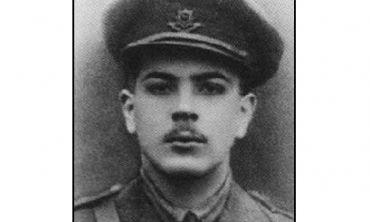 Roland Aubrey Leighton on a scholarship to Oxford in 1914