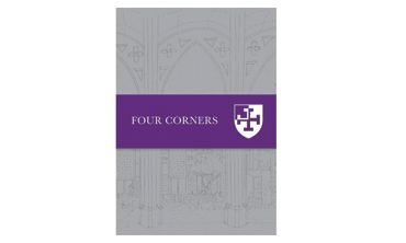 Four Corners Poetry Pamphlet
