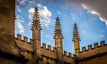Bodleian Walls