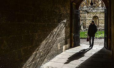 Bodleian passageway